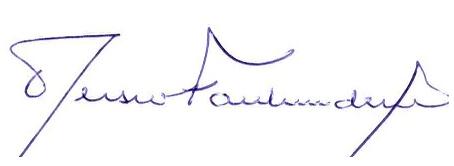 assinatura persio